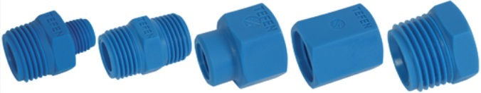 Plastic Tefen Fittings